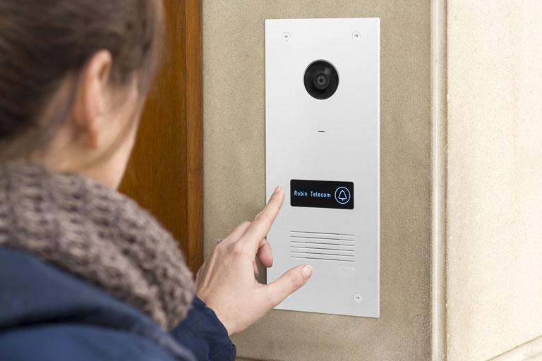 Le contrôle d'accès – Interphone vidéo